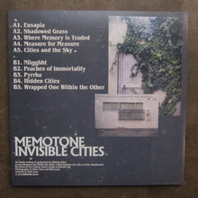 Memotone ‎– Invisible Cities