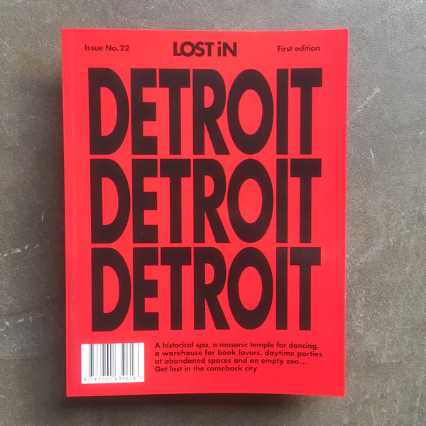 Lost In - Detroit (No.22)