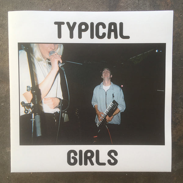 Typical Girls – Typical Girls EP