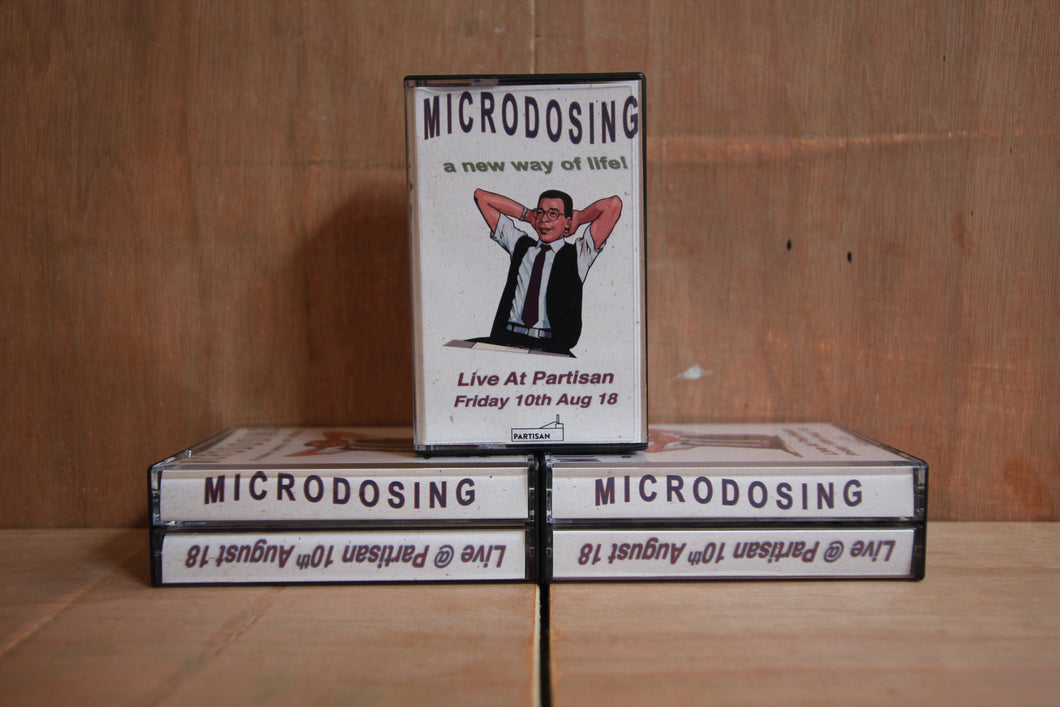 Microdosing - Live @ Partisan 18th August 2018