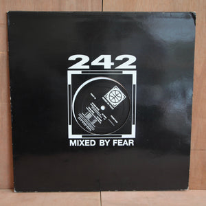 Front 242 ‎– Mixed By Fear