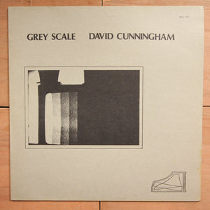 David Cunningham ‎– Grey Scale