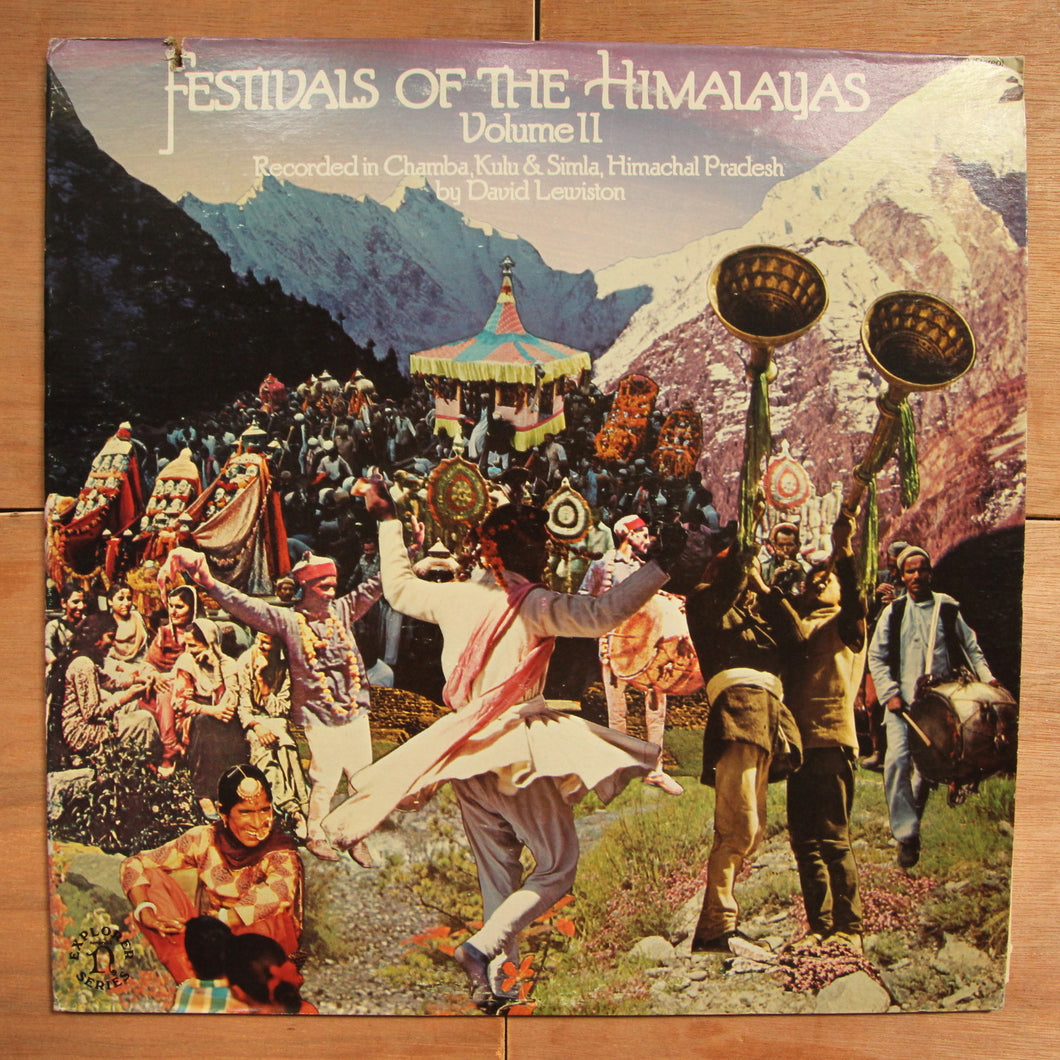 Various ‎– Festivals Of The Himalayas - Volume II