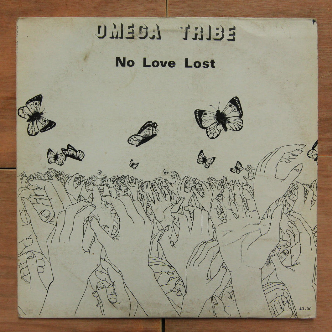 Omega Tribe ‎– No Love Lost
