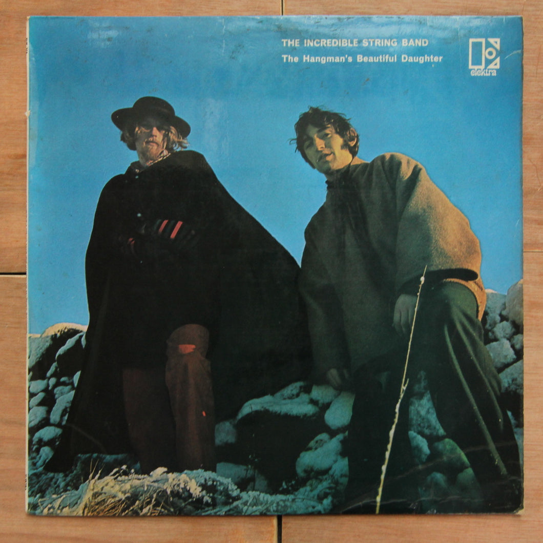 The Incredible String Band ‎– The Hangman's Beautiful Daughter
