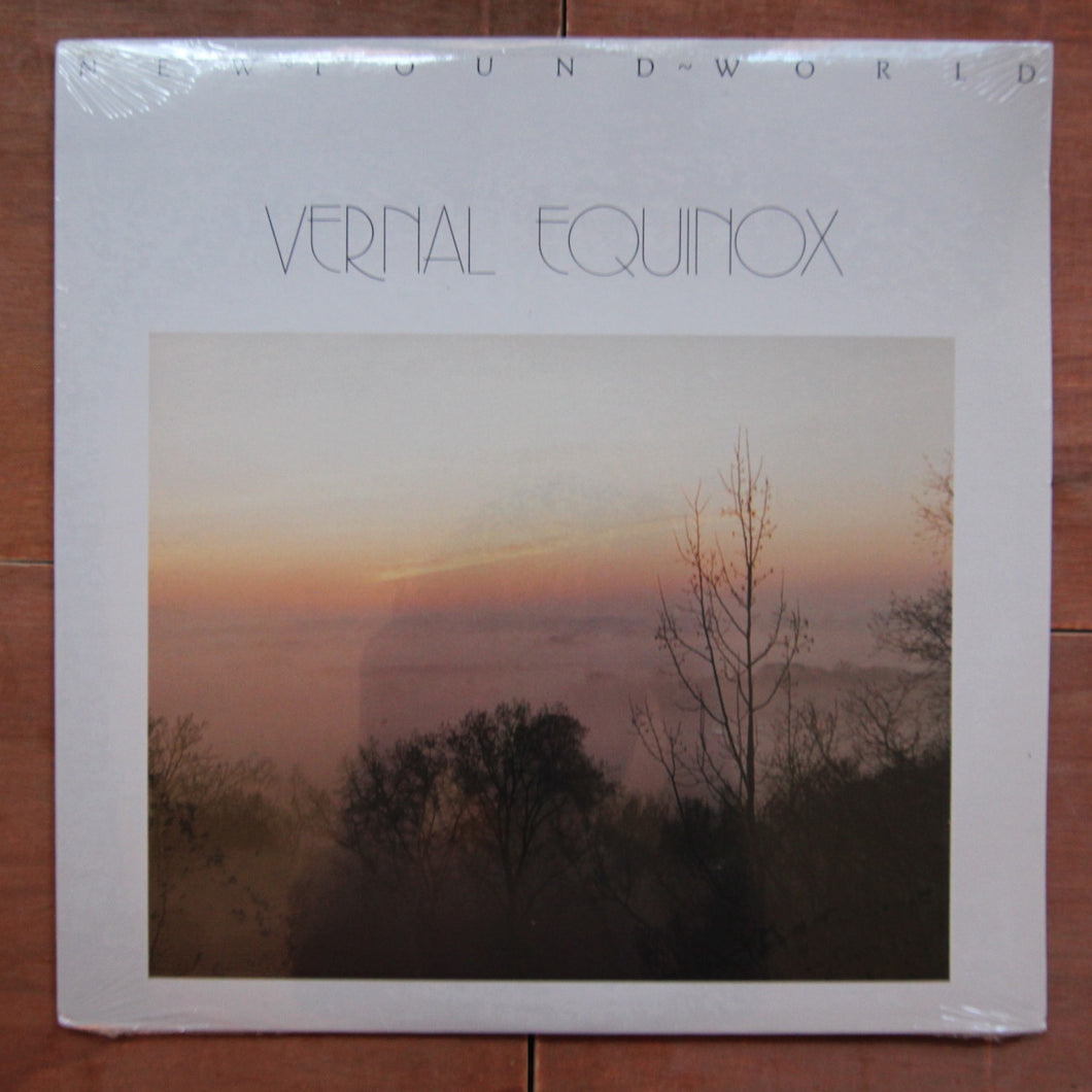 Vernal Equinox ‎– New Found World