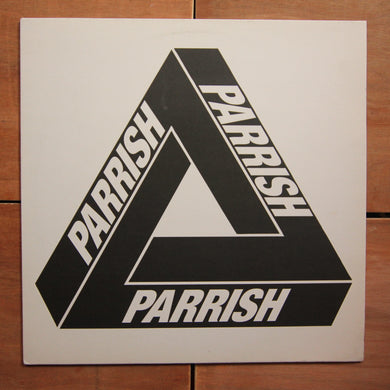 Theo Parrish ‎– 71st & Exchange Used To Be