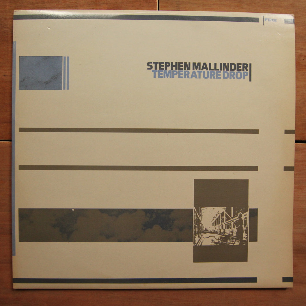 Stephen Mallinder ‎– Temperature Drop / Cool Down