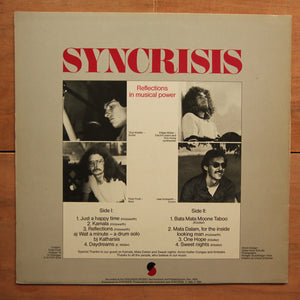 Syncrisis ‎– Reflections In Musical Power