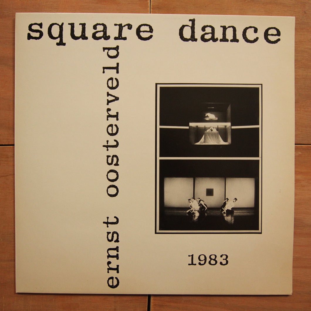 Ernst Oosterveld ‎– Square Dance - Soundtrack
