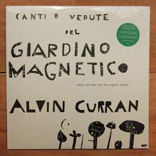 Alvin Curran ‎– Canti E Vedute Del Giardino Magnetico (Songs And Views From The Magnetic Garden)