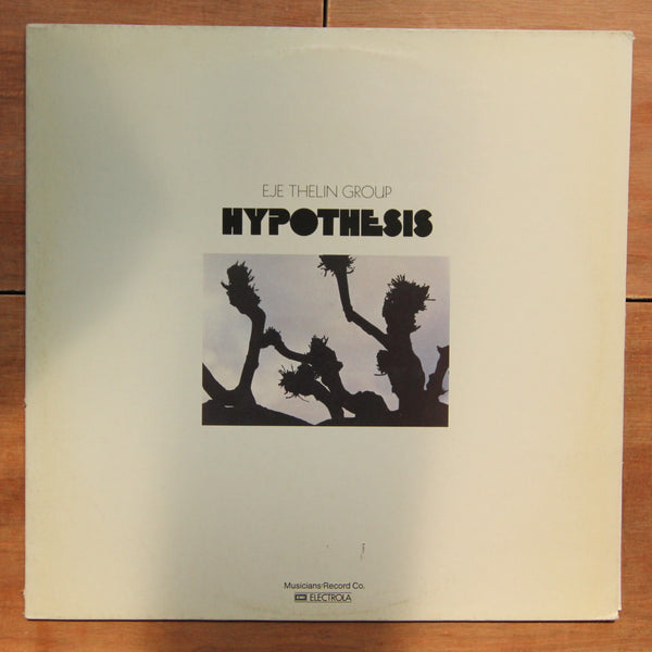 Eje Thelin Group ‎– Hypothesis