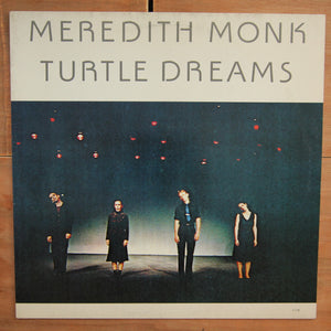 Meredith Monk ‎– Turtle Dreams