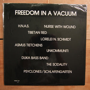 Various ‎– Freedom In A Vacuum