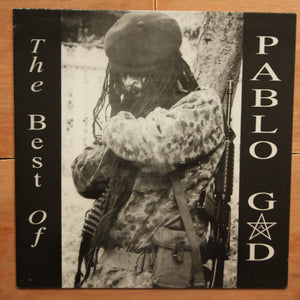 Pablo Gad ‎– The Best Of Pablo Gad