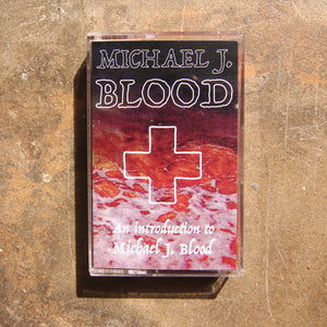 Michael J. Blood ‎– An Introduction To Michael J. Blood