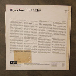 Various ‎– Ragas From Benares