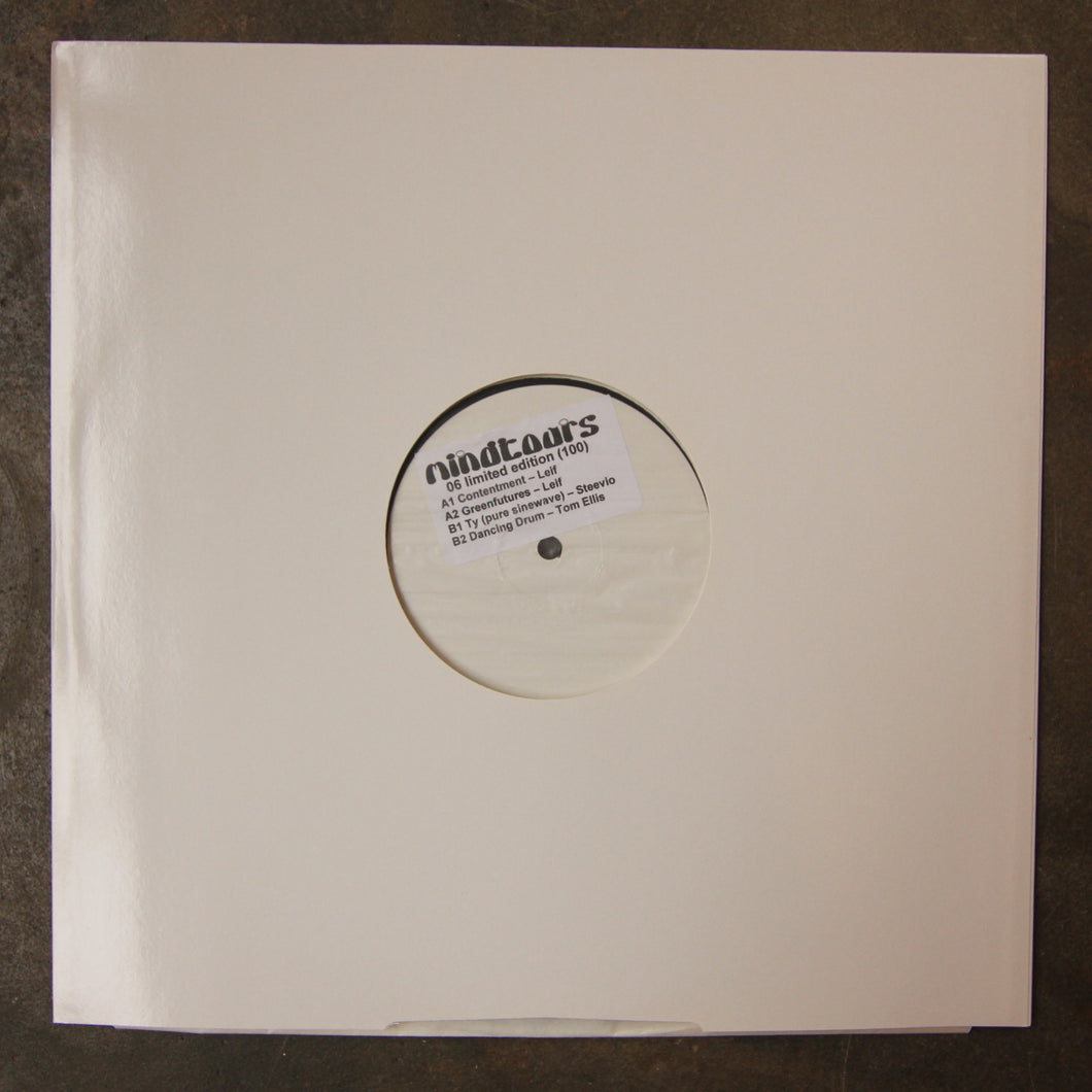 Various ‎– Mindtours 06 Limited Edition