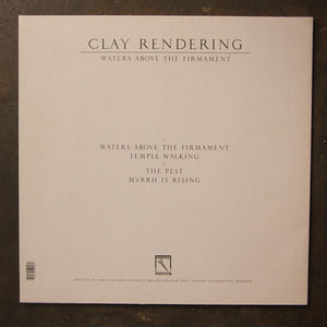 Clay Rendering ‎– Waters Above The Firmament