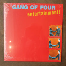Gang Of Four ‎– Entertainment!