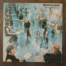 Fripp & Eno ‎– (No Pussyfooting)