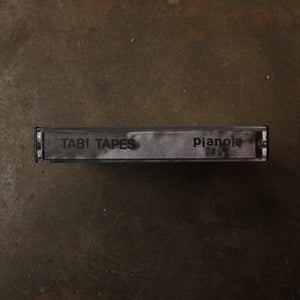 Tabi Tapes 001 - pianola