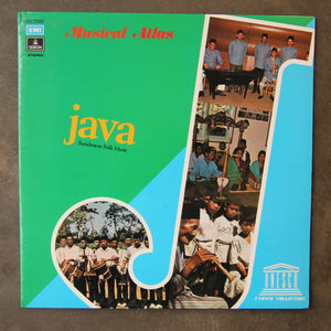 Various ‎– Java - Sundanese Folk Music