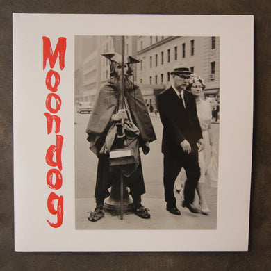 Moondog  ‎– The Viking Of Sixth Avenue