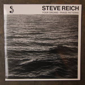 Steve Reich ‎– Four Organs • Phase Patterns