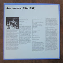 Joe Jones ‎– Meditations 18.2