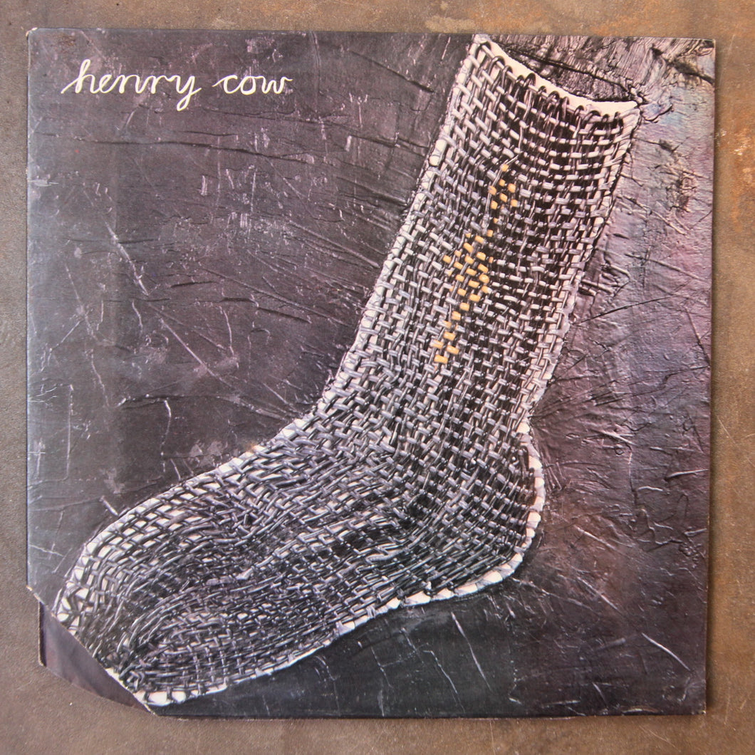Henry Cow ‎– Unrest