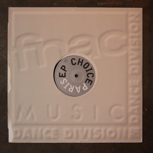 Choice ‎– Paris EP