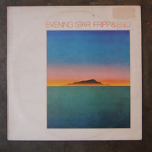 Fripp & Eno ‎– Evening Star