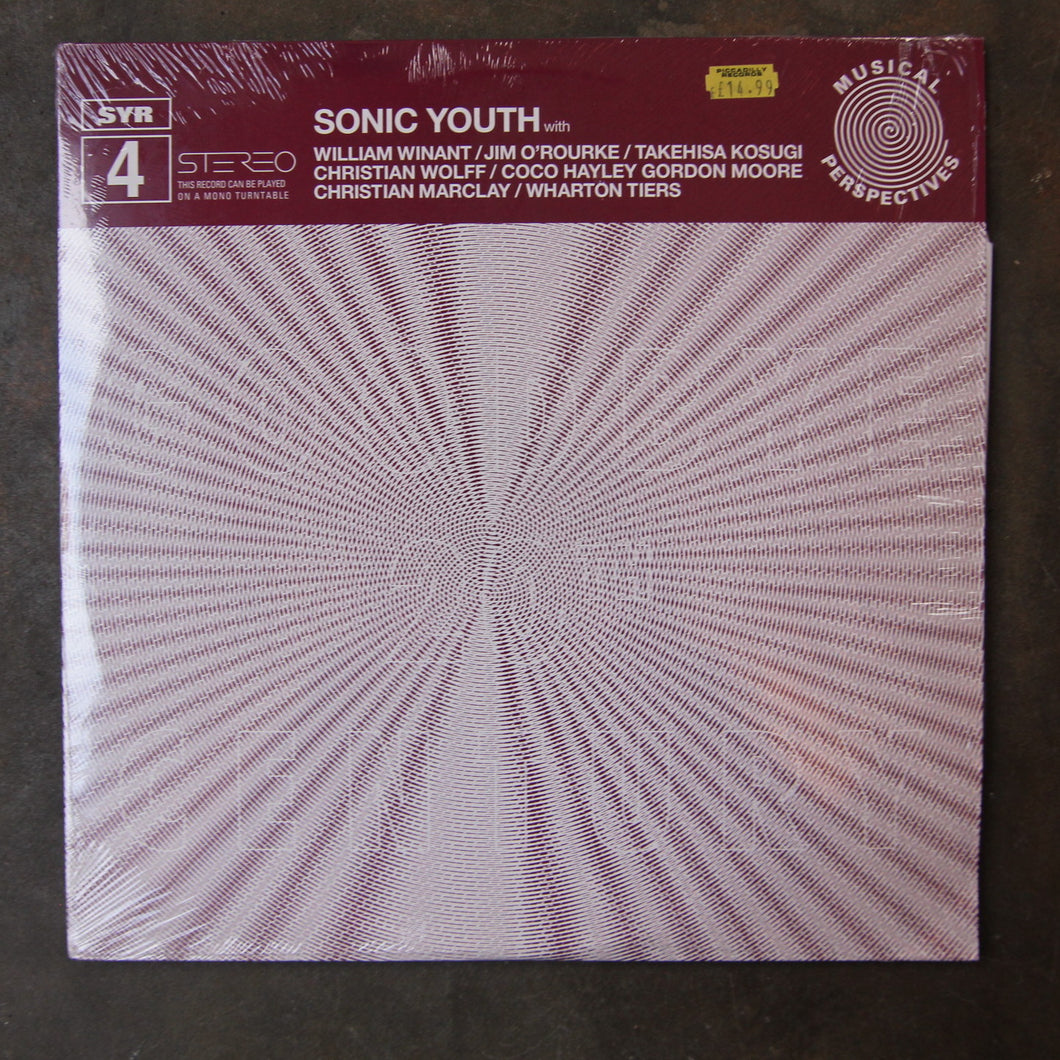 Sonic Youth ‎– Goodbye 20th Century
