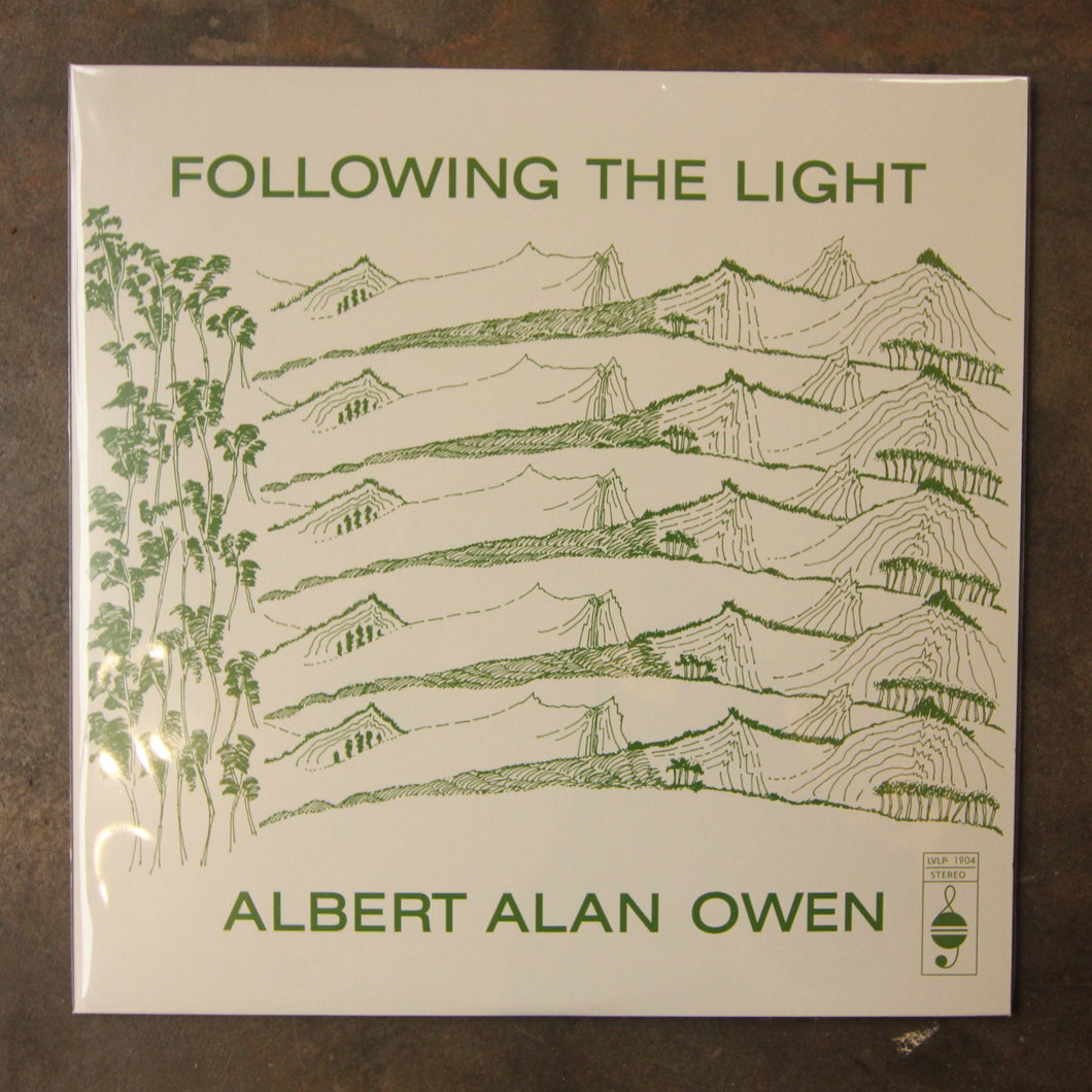 Albert Alan Owen ‎– Following The Light