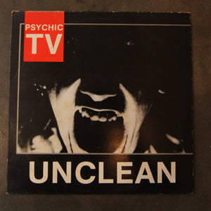 Psychic TV ‎– Unclean