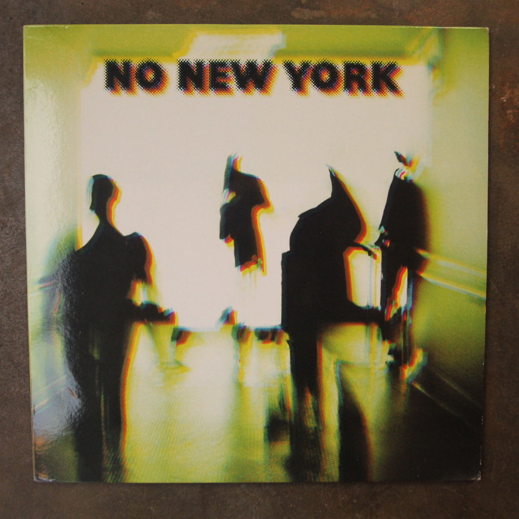 Various ‎– No New York