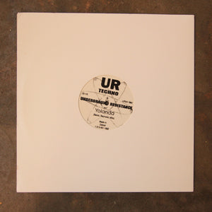 Underground Resistance w/ Yolanda ‎– Your Time Is Up