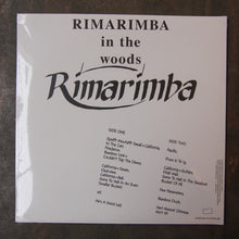 Rimarimba ‎– In The Woods