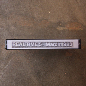 Various ‎– Real Time 5