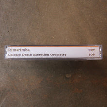 Rimarimba ‎– Chicago Death Excretion Geometry