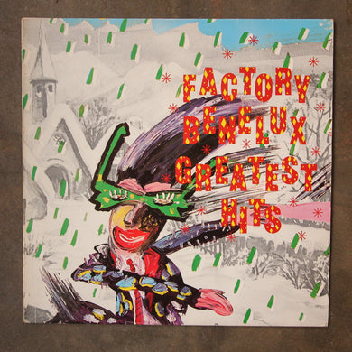 Various ‎– Factory Benelux Greatest Hits