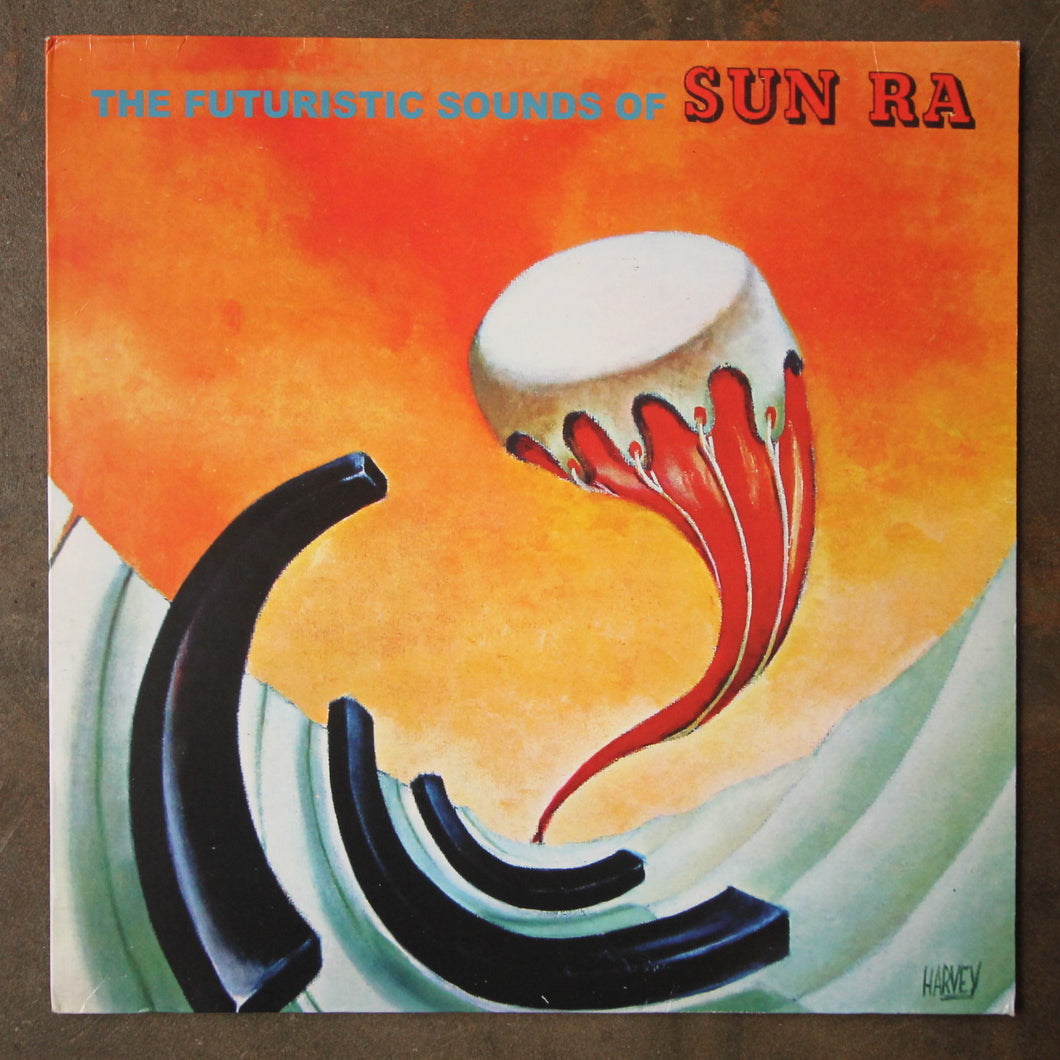 Sun Ra ‎– The Futuristic Sounds Of Sun Ra