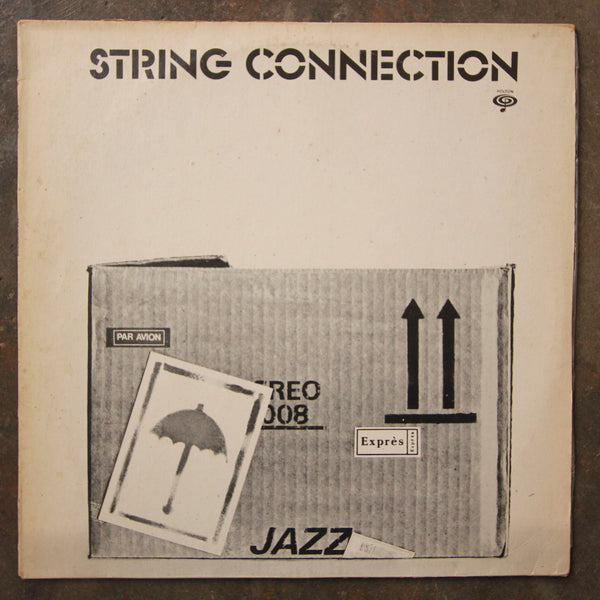 String Connection ‎– Live (Jazz)