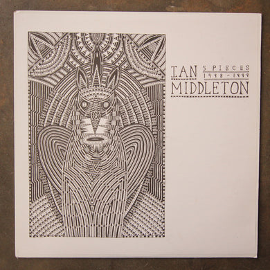 Ian Middleton ‎– 5 Pieces 1998-1999