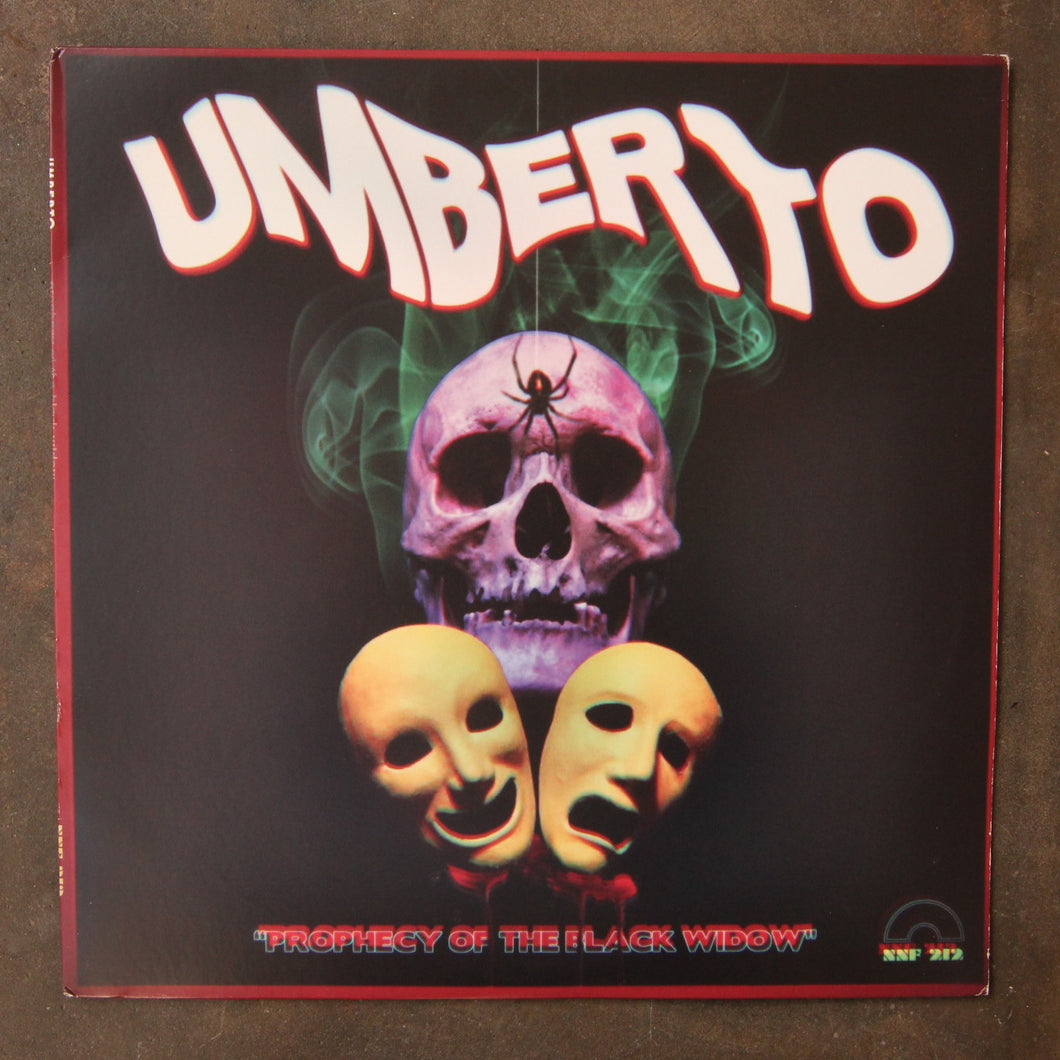 Umberto  ‎– Prophecy Of The Black Widow