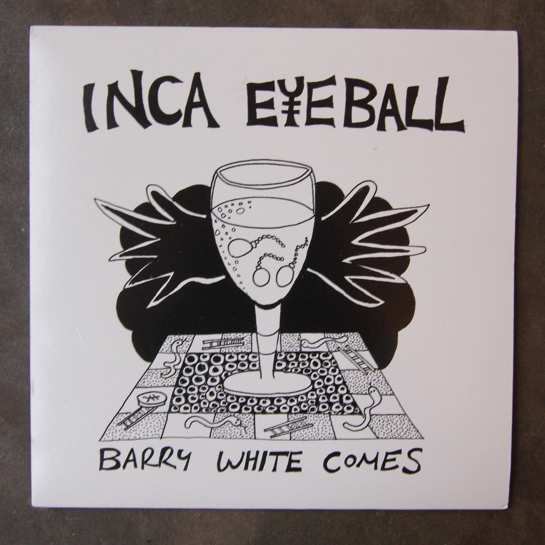 Inca Eyeball ‎– Barry White Comes