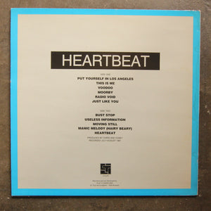 Chris And Cosey ‎– Heartbeat