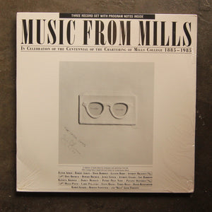 Various ‎– Music From Mills
