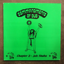 Jah Shaka ‎– Commandments Of Dub Chapter 2